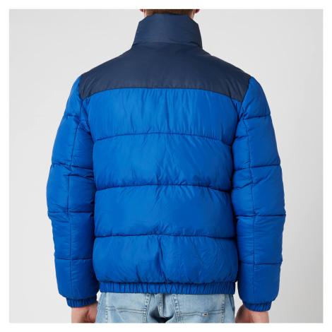 Tommy Jeans Men's Corp Puffa Jacket - Providence Blue Tommy Hilfiger