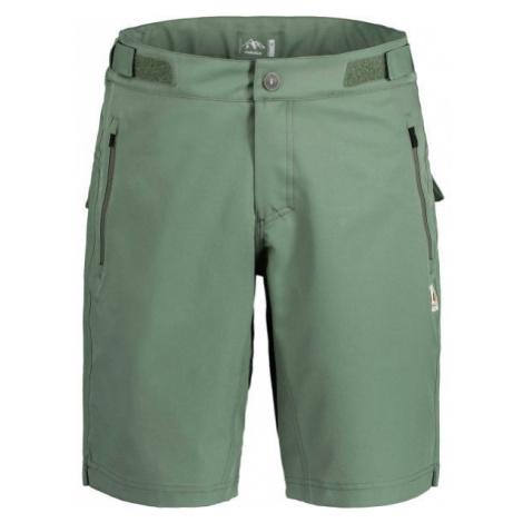 Maloja BARDINM green - Men's biking shorts
