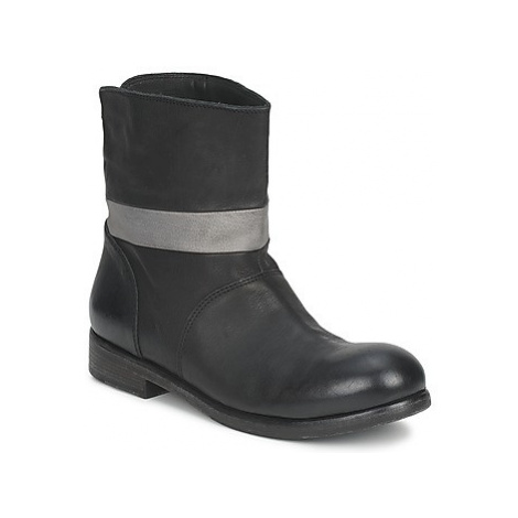 OXS RAVELLO YURES women's Mid Boots in Black