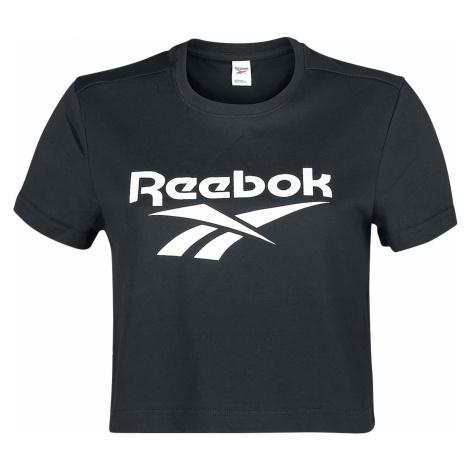 Reebok - CL F Vector Crop Tee - Girls shirt - black
