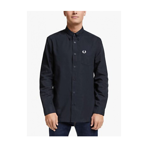 Fred Perry Long Sleeve Oxford Shirt