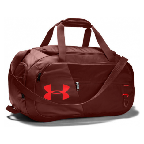 Under Armour UNDENIABLE DUFFEL 4.0 SM red - Sports bag