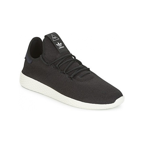 Adidas PW TENNIS HU men's Shoes (Trainers) in Black