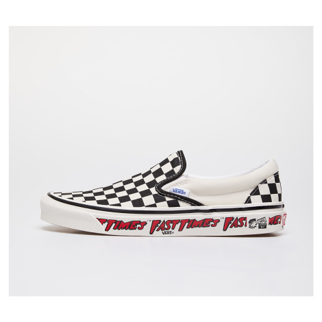 Vans Classic Slip-On 9 Checkerboard