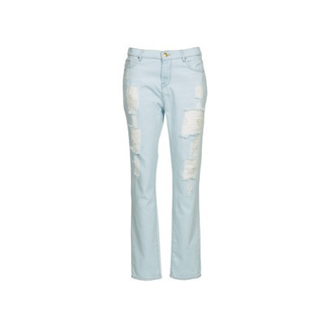 Cimarron BOY women's Jeans in Blue