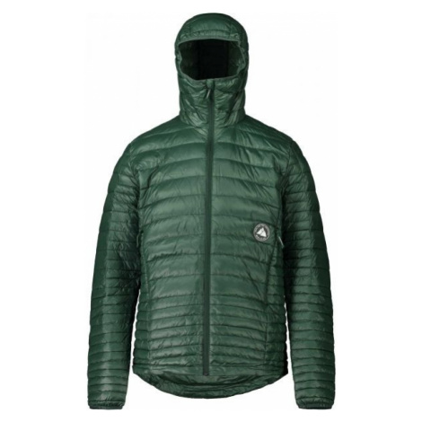 Maloja JOSUAM dark green - Multisport down jacket
