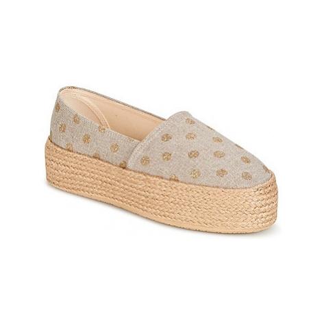 Betty London FABULA women's Espadrilles / Casual Shoes in Beige
