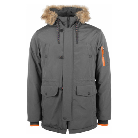 Indicode - Leicester - Coat - dark grey