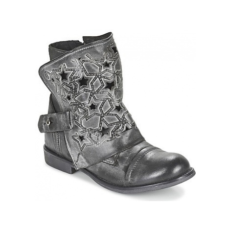 Lola Espeleta CALAMITI women's Mid Boots in Grey