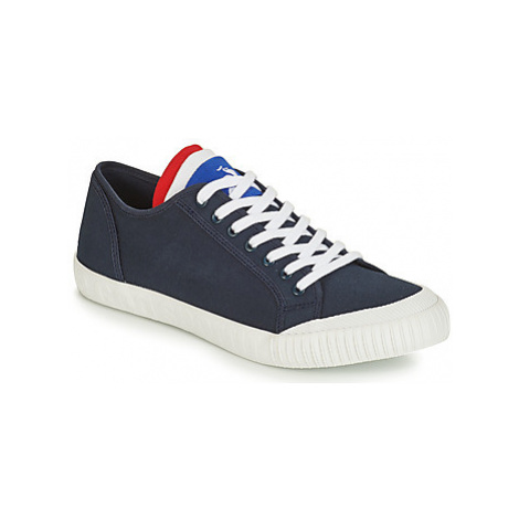 Le Coq Sportif NATIONALE women's Shoes (Trainers) in Blue