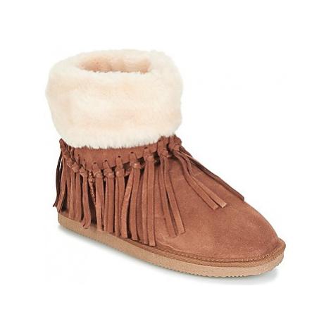 Lola Espeleta SISLEY women's Mid Boots in Brown