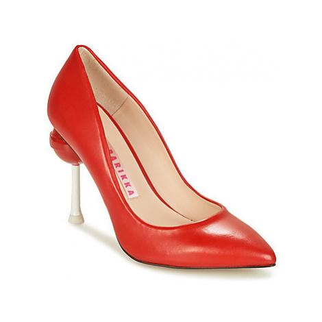 Minna Parikka JOAN women's Court Shoes in Red