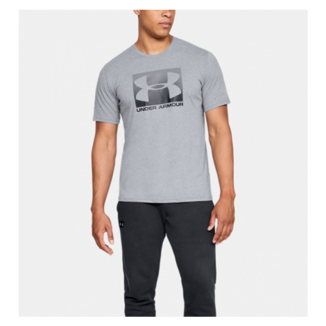 Men's UA Boxed Sportstyle Short Sleeve T-Shirt Under Armour