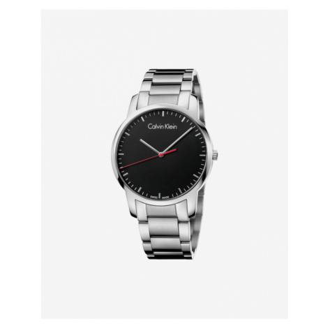 Calvin Klein City Watches Silver