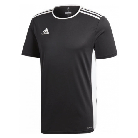 adidas ENTRADA 18 JSY black - Men's football jersey