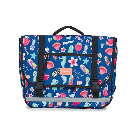 Rip Curl SATCHEL SUMMER TIME girls's Briefcase in Blue