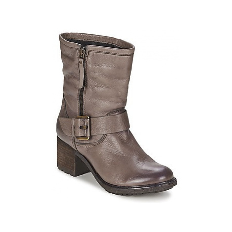 Gioseppo ALCANENA women's Low Ankle Boots in Brown