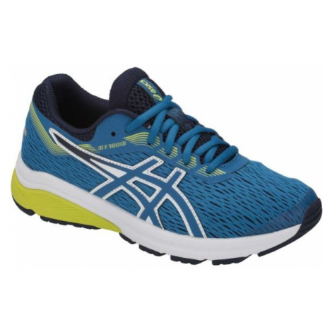 Asics GT-1000 7 GS blue - Children's running shoes