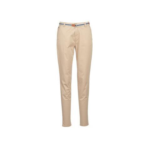 Esprit VARIGNO women's Trousers in Beige