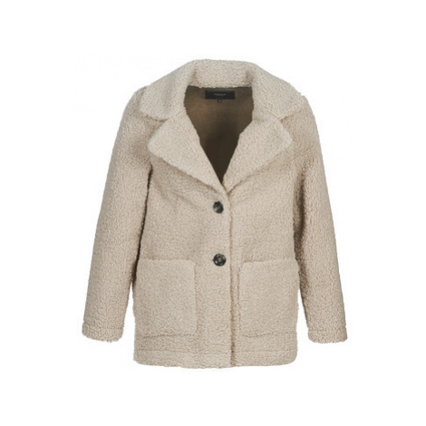 Only ONLFILIPPA women's Coat in Grey