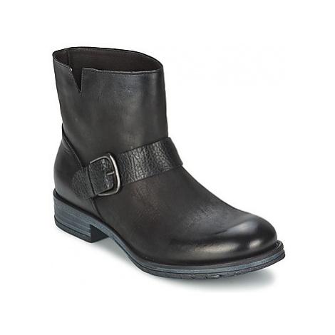Café Noir ROSAS women's Mid Boots in Black