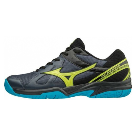Mizuno CYCLONE SPEED JR black - Kids' indoor shoes