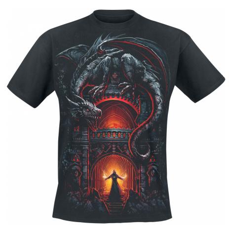 Spiral - Dragon's Lair - T-Shirt - black