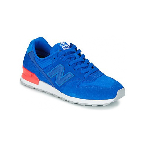 New Balance WR996 women's Shoes (Trainers) in Blue