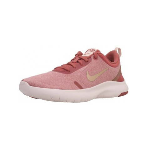 Nike FLEX EXPERIENCE RN women's Shoes (Trainers) in Pink