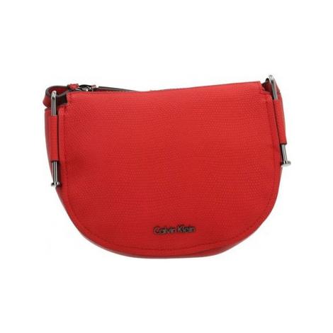 Calvin Klein Jeans ARCH women's Shoulder Bag in Red