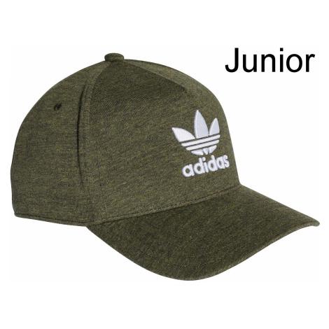 cap adidas Originals Aframe Melange - Night Cargo/White - unisex junior