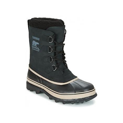 Sorel CARIBOU men's Snow boots in Black