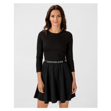 Calvin Klein Milano Dress Black