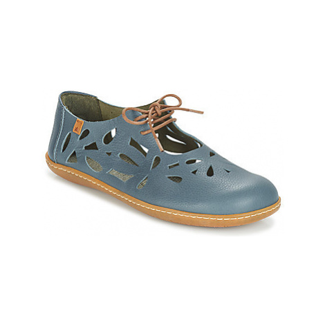 El Naturalista EL VIAJERO women's Shoes (Pumps / Ballerinas) in Blue