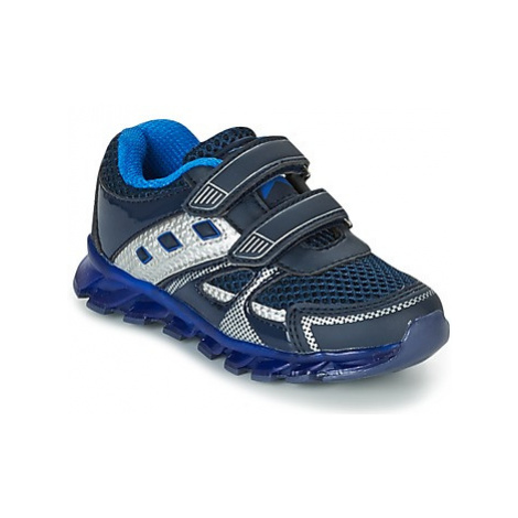 BEPPI LO girls's Children's Shoes (Trainers) in Blue