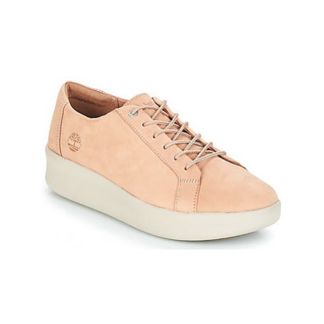 Timberland Berlin Park Oxford women's Shoes (Trainers) in Pink
