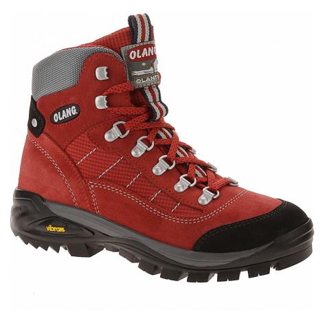 shoes Olang Tarvisio Tex - 815/Rosso - unisex junior