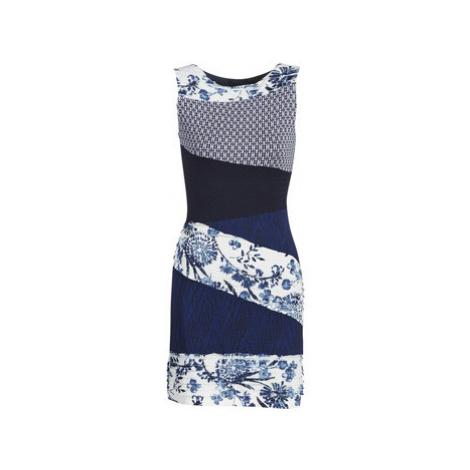 Desigual OLIVIA women's Dress in Blue