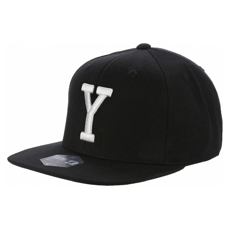 cap State of WOW Yankee Snapback - Black/White
