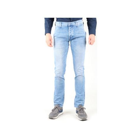 Wrangler Spencer W16ANW91J men's Skinny Jeans in Blue