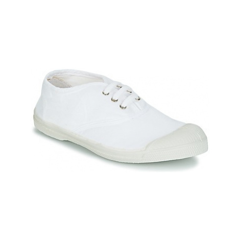 Bensimon GEYSLY girls's Children's Shoes (Trainers) in White