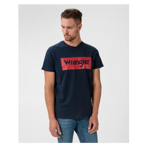 Wrangler T-shirt Blue