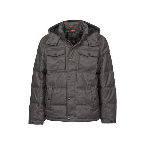 Dockers HERRINGBONE PARKA men's Jacket in Grey
