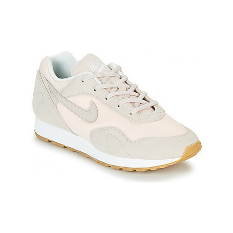 Nike OUTBURST W women's Shoes (Trainers) in Pink