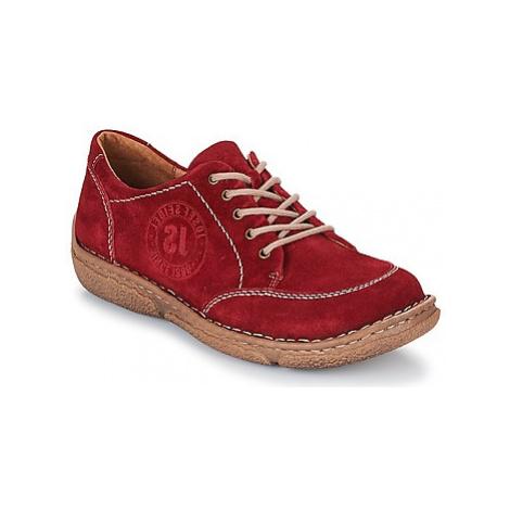 Josef Seibel Neele 02 women's Casual Shoes in Red
