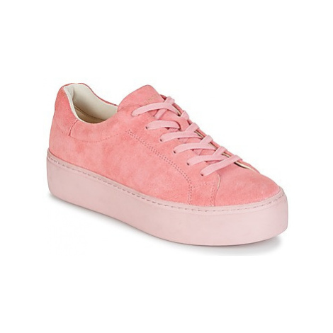 Vagabond JESSIE women's Shoes (Trainers) in Pink