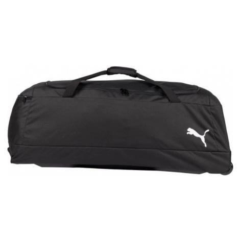 Puma PRO TRAINING II XLARGE black - Wheeled sports bag