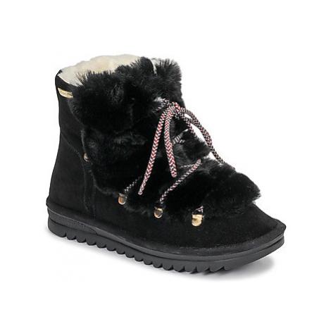 Les Tropéziennes par M Belarbi LAURENCE women's Mid Boots in Black