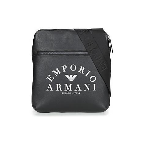 Emporio Armani Y4M184-YFE5J-83898 men's Pouch in Black