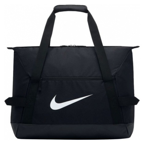Nike ACADEMY TEAM M DUFF black - Football bag